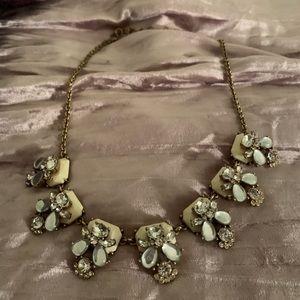 J. Crew jewel necklace